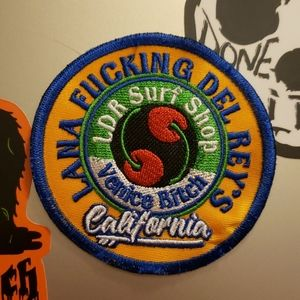 Ldr surf shop patch